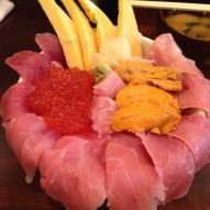 ⑦大盛海鮮丼の聖地『まる喜 まぐろ亭』