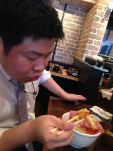 ⑩大盛海鮮丼の聖地『まる喜 まぐろ亭』