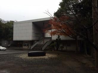 005県立近代美術館鎌倉館 全景