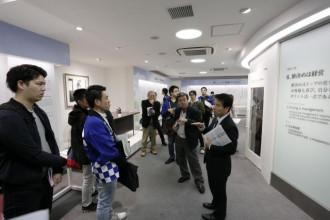 14:稲盛ミュージアム説明