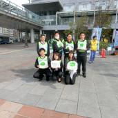 港区クリーンキャンペーンに参画してきました!