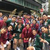 日本文化部「山王祭!!」