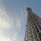 東京スカイツリーに登ってきました!