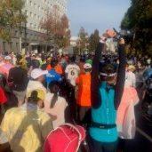 東京さんぽNo.29 【番外編】~第9回大阪マラソン~