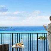 日和オーシャンリゾート沖縄 宿泊予約を開始いたしました!