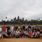 ベトナム、カンボジアへ研修旅行に行ってきました!