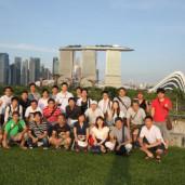 シンガポール研修旅行に行って来ました!