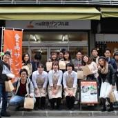<日本文化部>食品サンプル製作体験にいってきました!
