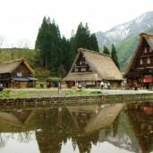 世界遺産 五箇山・白川郷&飛騨高山を巡る