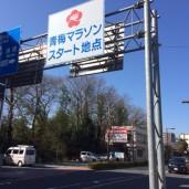 東京さんぽ vol.12  【青梅路 ~青梅マラソン30km~】