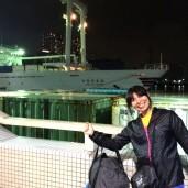2015伊豆大島トライアスロン参戦