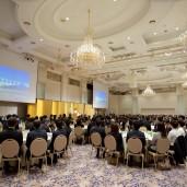 創立記念式典および優秀社員表彰式、事業計画発表会を開催しました!