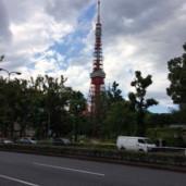 東京さんぽ vol.14  【湾岸~神宮外苑~皇居~豊洲30km】