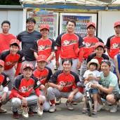 ★リターズ通信★中央区軟式野球大会(公式戦)