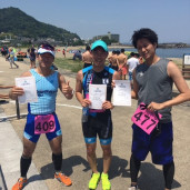 第5回 静岡・南熱海アクアスロン大会に参戦!
