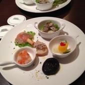「オステリア ミオ・バールで食す、贅沢東銀座ランチ!」